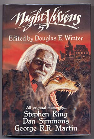 Night Visions 5: Original Stories by Stephen: WINTER, Douglas E.