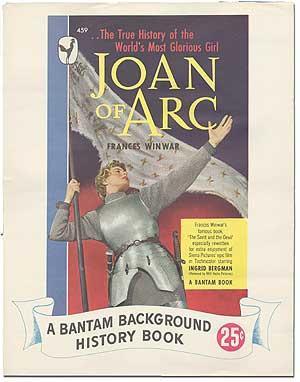 Joan of Arc (re-written for the film: WINWAR, Francis