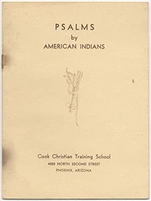 Psalms by American Indians