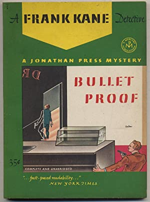 Bullet Proof: KANE, Frank