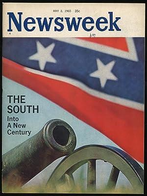 Newsweek: May 3, 1965: ELLIOTT, Osborn, edited by