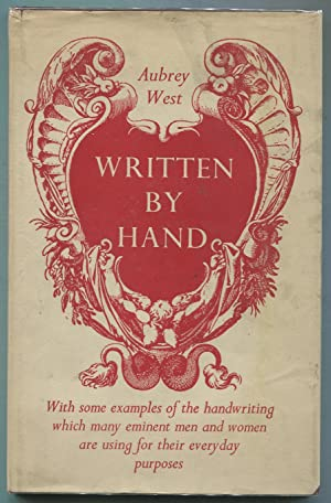 Written By Hand: WEST, Aubrey