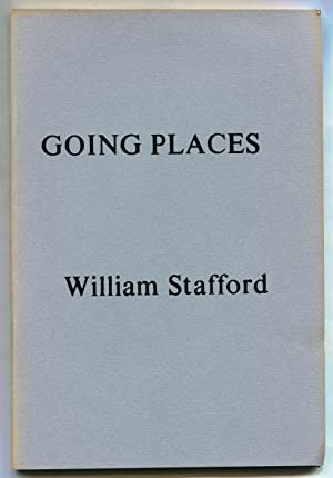 Going Places. Poems