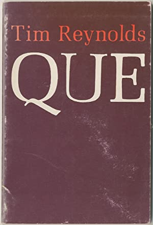 Que: REYNOLDS, Tim