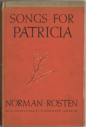 Songs For Patricia: ROSTEN, Norman