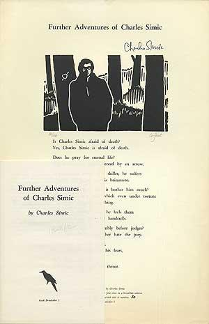 Further Adventures of Charles Simic
