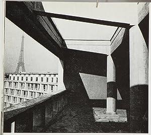 Le siège de l'Unesco: HERVÉ, Lucien. [László Elkán]