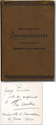 Descriptive Zoopraxography or the Science of Animal Locomotion.