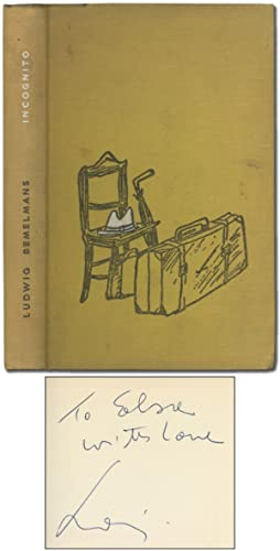 How to Travel] Incognito: BEMELMANS, Ludwig