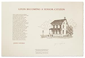 [Broadside]: Upon Becoming a Senior Citizen