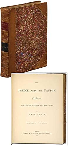 The Prince and the Pauper: A Tale for People of All Ages