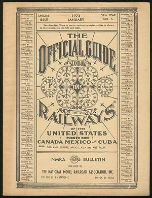 The Official Guide of the Model Railways: BAST, Bob E.,