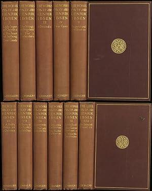 The Works of Henrik Ibsen: IBSEN, Henrik