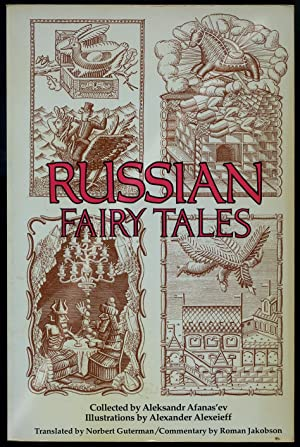 Russian Fairy Tales: GUTERMAN, Norbert (Translator)