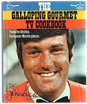 Graham Kerr's Galloping Gourmet Television Cookbook: Volume: KERR, Graham
