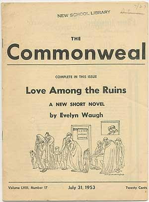 Love Among the Ruins [complete in]: The: WAUGH, Evelyn