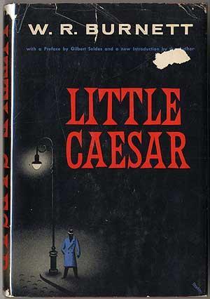 Little Caesar: BURNETT, W.R.