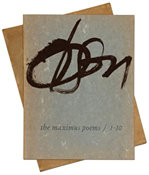 The Maximus Poems / 1-10: OLSON, Charles