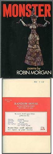 Monster: MORGAN, Robin