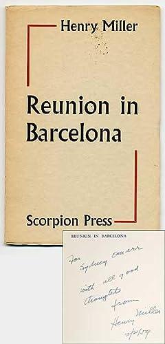 Reunion in Barcelona: MILLER, Henry