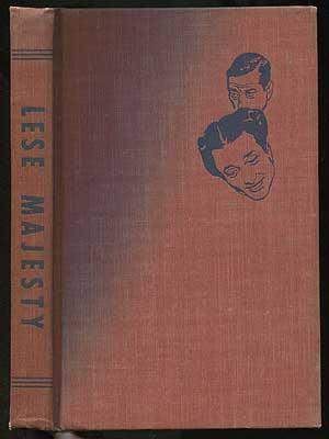 Lese Majesty: The Private Lives of The: LOCKRIDGE, Norman