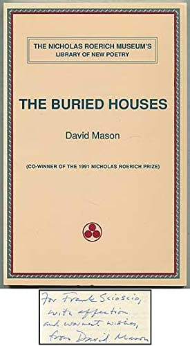 The Buried Houses: MASON, David
