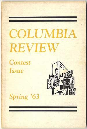 Columbia Review, Contest Issue - Spring 1963 (Volume 43, Number 2)