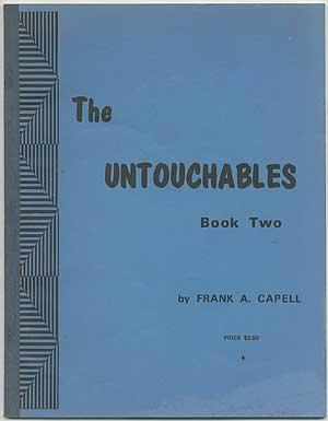The Untouchables. Book Two