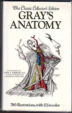 Anatomy, Descriptive and Surgical (cover title: Gray's: GRAY, Henry