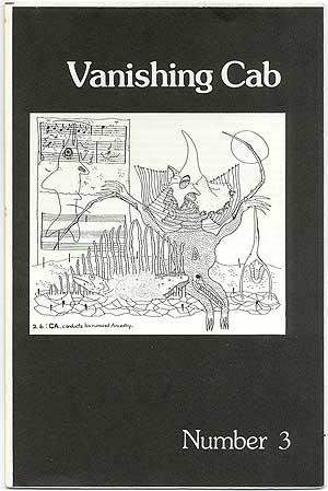 Vanishing Cab No. 3: ESTRIN, Jerry, editor