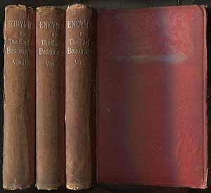 Endymion: In Three Volumes