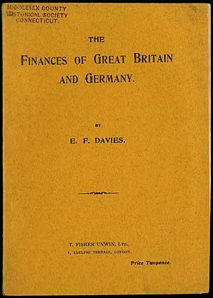 The Finances of Great Britain and Germany