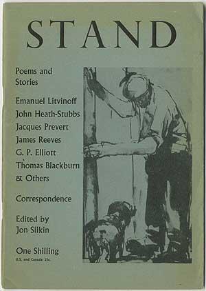 Stand: Contemporary Writing, A Quarterly Magazine: SILKIN, Jon, Bernard
