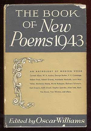 New Poems 1943: An Anthology of British and American Verse