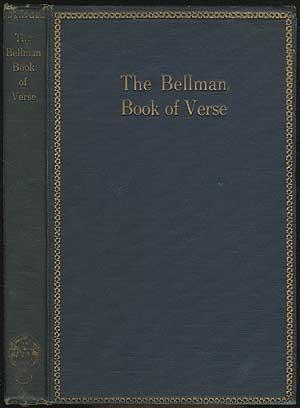 The Bellman Book of Verse 1906-1919