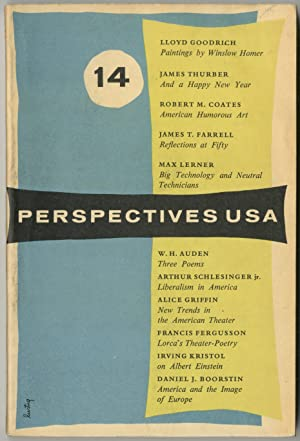 Perspectives USA - Winter 1956 (Number 14)
