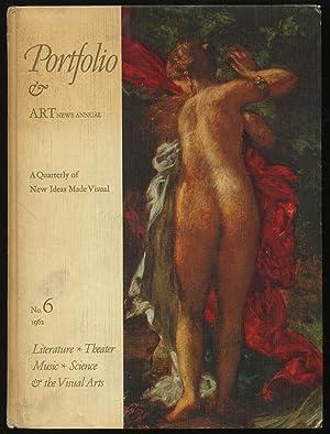 Portfolio and Art News Annual No. 6: FRANKFURTER, Alfred