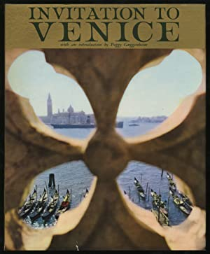 Invitation to Venice: MURARO, Michelangelo, text