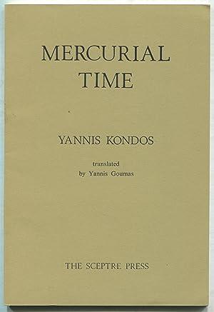 Mercurial Time: KONDOS, Yannis
