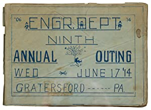Zine]: Eng'r. Dep't Ninth Annual Outing Wed June 17, '14 Gratersford, PA