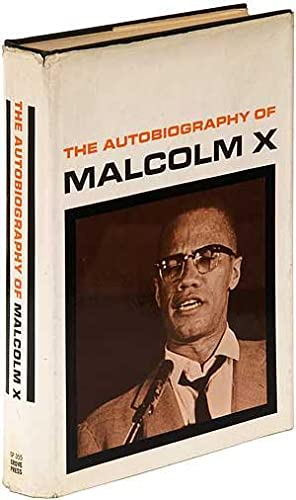 The Autobiography of Malcolm X.: MALCOLM X with