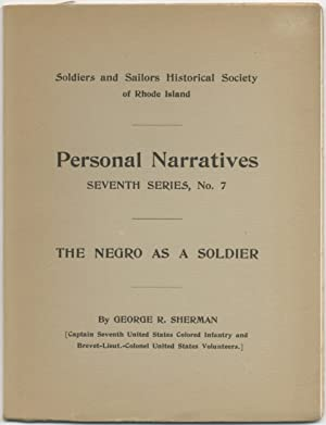 The Negro as a Soldier