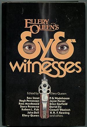 Ellery Queen's Eye Witness: QUEEN, Ellery, edited