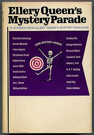 Ellery Queen's Mystery Parade: QUEEN, Ellery, edited