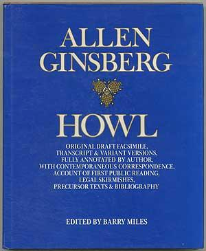 Howl: GINSBERG, Allen