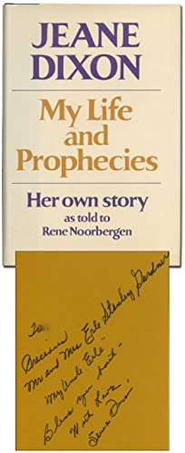 My Life and Prophecies: Her Own Story