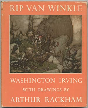 Rip Van Winkle: A Legend of the: IRVING, Washington