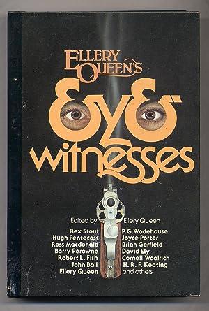 Ellery Queen's Eyewitnesses: QUEEN, Ellery