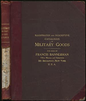 Illustrated and Descriptive Catalogue of Military Goods