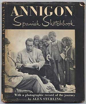 Annigoni: Spanish Sketchbook